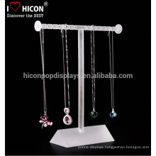 Choose Us Because We Are Attention To Details Jewelry Shop Necklace Earring Display Stand