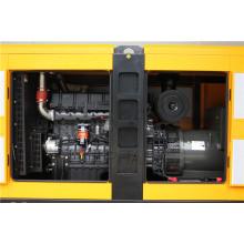Motor de 176kw 220kVA Sdec com geração silenciosa e aberta