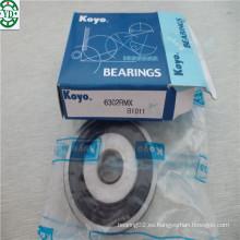 Rodamiento rígido de bolas Japón Koyo 6302rmx