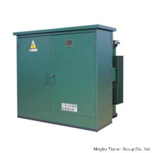 Prefabricated Fully Enclosed Substation