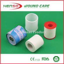 Медицинская клейкая штукатурка (оксид цинка, полиэтилен, нетканый материал, шелк)