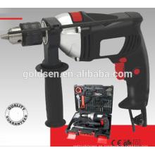 119 Accesorios PCS 13mm 710w Power Kit combinado de herramientas de mano Portable Electric Impact Drill Set