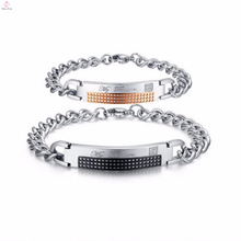 discount new design stainless steel bracelet jewelry maker