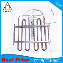 Elementos de aquecimento de aletas elétricas de ar condicionado