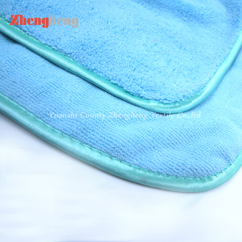 High and Short Loops Microfiber Towels (5)