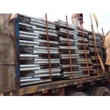 HDG Rebar  Ground Screw Anchor Pile