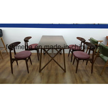 High End Coffee Shop Dining Furniture for Sale (FOH-WRS18)