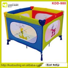 NOVO Design Baby Playpen Fabricante Hot Sale Crianças Produtos