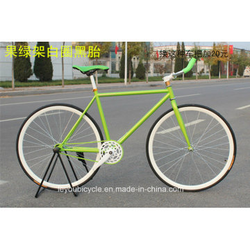 Bicicletas de engranaje fijo de 26 'de alta calidad / Bicicleta fija / Bicicleta / Bicicleta