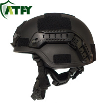 NIJ Level 4 Ballistic Kevlar Helmet Mich  Lightweight Bullet Proof Helmet for Special Forces and Military