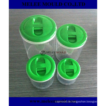China Plastik-Spritzgussform für Krug-Tooling