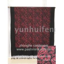 Écharpe imprimée chaude de vente avec le prix usine