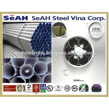 21.3mm- 219.1mm Galvanised steel pipe to ASTM and various standards exported to Thailand market