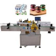 Máquina de rotulagem para garrafas Máquina de rotulagem de dois lados