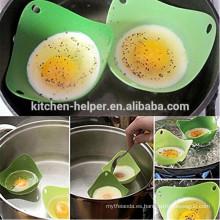 Fácil de limpiar Poacher profesional de huevo