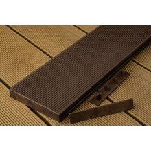 Decking compuesto de madera con alta calidad