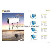 4 Conjunto de dispositivo de tubo de bobina de tambor combinado