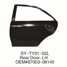 TOYOTA CAMRY 2006-2010(AURION) Rear Door-L