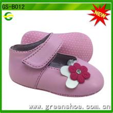 Cómodos zapatos de bebé suave de fábrica de China