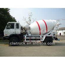 Dimensões do caminhão do misturador do concreto de alta qualidade 6M3 Dongfeng