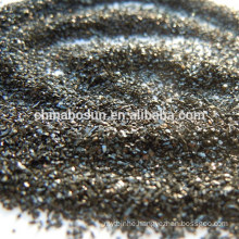 Aluminum oxide for cleaning