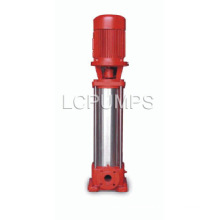 Stable Running Multi-Stage Pipeline Fire-Fighting Pump