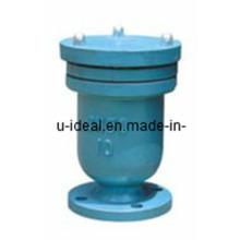 Автоматический выпускной клапан (всасывающий)