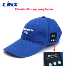 Bluetooth Hat Baseball Cap Wireless Music Headphone