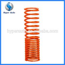 Muelle de alta calidad de la bobina de la bicicleta con TS16949 para el amortiguador de choque