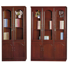 office furniture china modular wooden glass office file cabinet bookstore