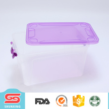 Non-toxic kitchen fresh plastic food storage set with lid