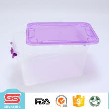 Нетоксический кухне свежий пластиковые хранения продуктов с крышкой