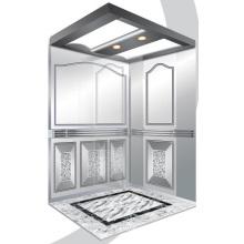 Ascenseur de passager de pièce de machine gravé par miroir d'Aksen J03340