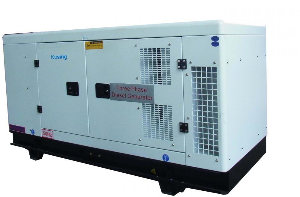 20 37kva Diesel Generator