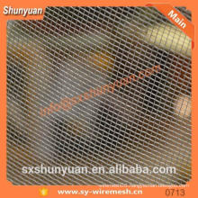 0.50mm stainless steel security screen wire mesh for window