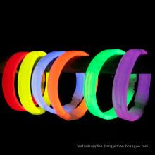 glow in the dark luminous wristband