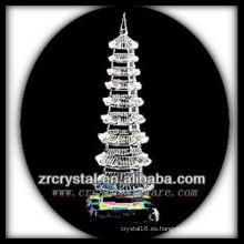 Maravilloso Crystal Building Model H037