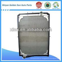 Radiador Steyr de aluminio