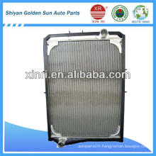 Steyr radiator made of aluminum