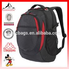 Grand sac rembourré confortable sac à dos pour ordinateur portable de voyage