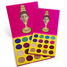 Wholesale Makeup Custom Logo High Pigment Shimmer Vegan Private Label 9 Eyeshadow Palette Pigmented