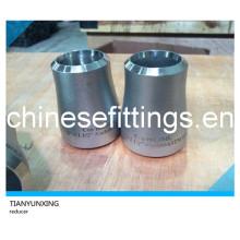 ANSI B16.9 Reductor de acero inoxidable concéntrico sin costura