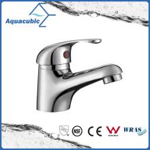Sanitary Ware Brass Bathroom Sink Faucet (AF1981-6)