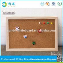 Dekorative Holz Message Boards Kork Boards