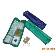 Kit de primeiros socorros de emergência para carro também para uso doméstico