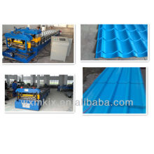 Metal Wall Panel Making Roll Forming Machine