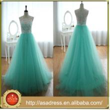Colores verdaderos de la mezcla del color de la muestra Top vestidos de novia (AC-1153)