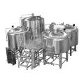 Equipamento de aço inoxidável da cervejaria da cerveja do ofício 500L