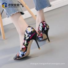 Beautiful and elegant domestic hot women's high heels sexy high heels tube