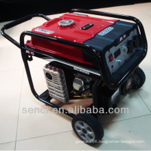 Gasoline Engine Powered Portable Generator for Sale